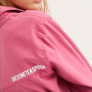 One Teaspoon Jeans - NWT One Teaspoon  Prophecy Jumpsuit in Pop Pink